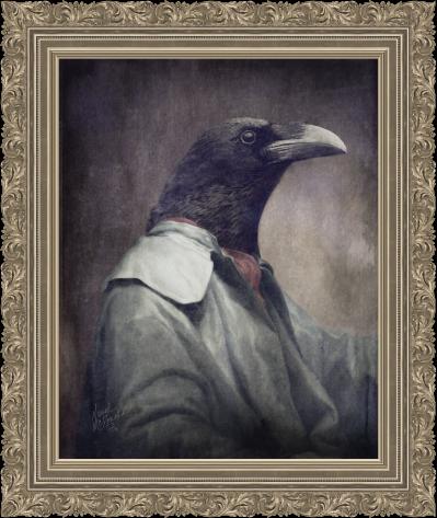 corvus frame